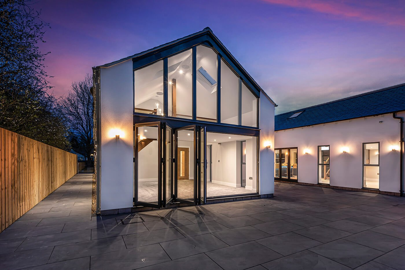 Harmby Homes - Barley Court, Staveley The Brocket exterior