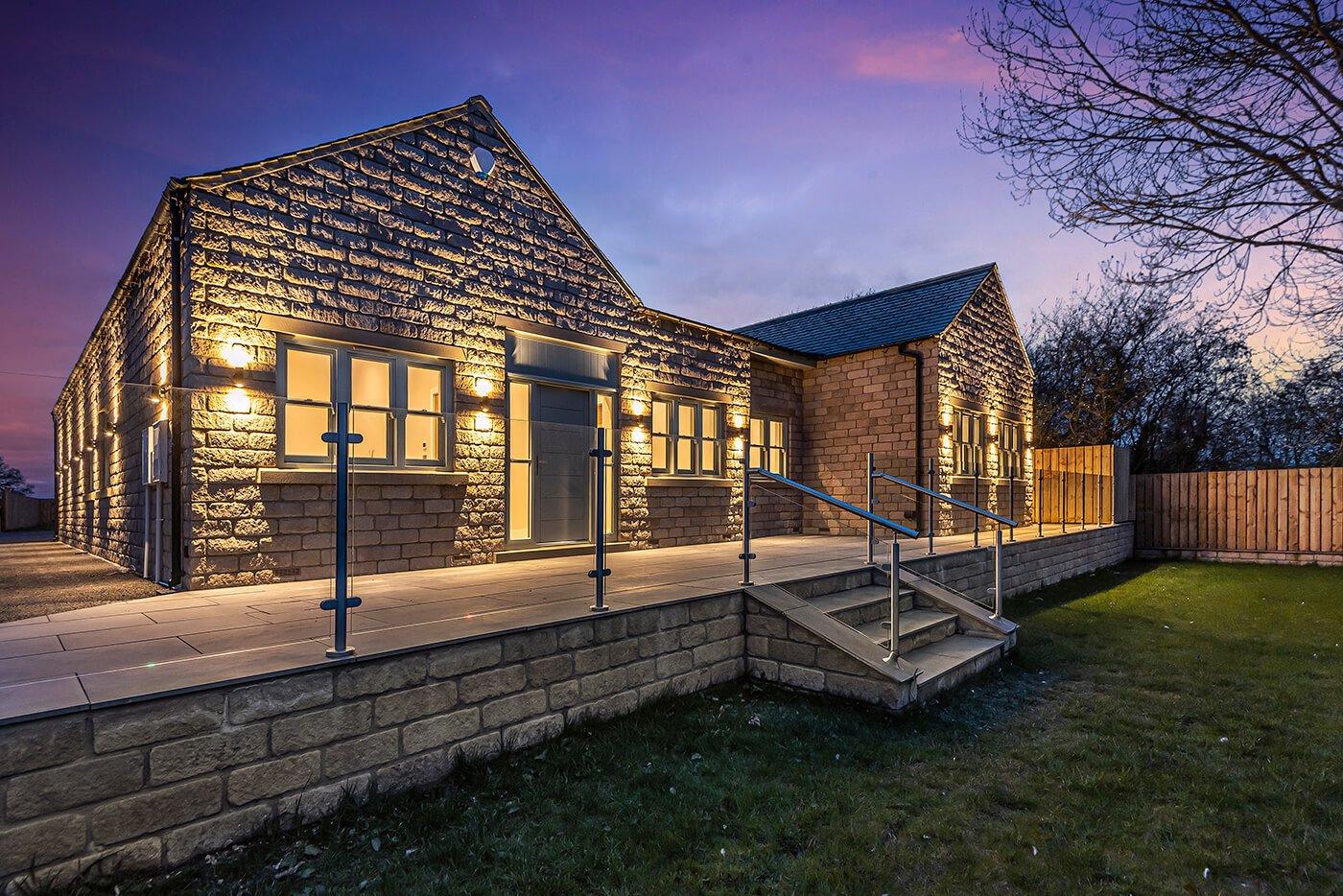 Harmby Homes - Barley Court, Staveley The Brocket exterior back